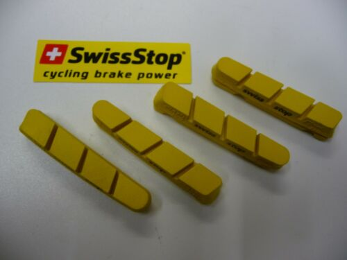 SWISSSTOP Flash Pro Brake Pads Inserts Bike MTB ROAD DH ATB Bicycle Cycle
