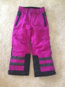 Obermeyer Dane Pant Extended Wear System Kids Small Size 8 $129.50 NEW