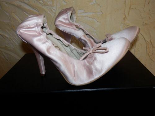 37 T Sjeldne Ballett genuine Gabbana Superb Sko Heels Flat Dolce Court ZfWqUzT8WH