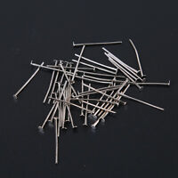 5000 Flat Head Pins Jewelry Making Findings 22mm 160046 - C
