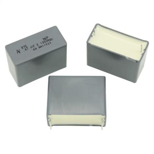 0,47µF 1000V DC ; 27,5mm ; R75QR3470AA00K ; 470nF 5x MKP-Capacitor rad