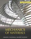 Mechanics of Materials by E. Russell Johnston, Ferdinand P. Beer, John T. DeWolf, David F. Mazurek (Paperback, 2015)