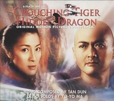 Crouching Tiger, Hidden Dragon by Yo-Yo Ma/Tan Dun (CD, Mar-2010, Sony Music Dis