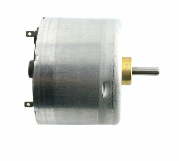 10pcs With brass Step Solar Power Generation Motor DIY Small DC Motor