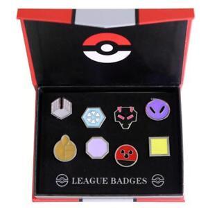 Image Is Loading New Version V3 Pokemon Ash Gym Badges Gen