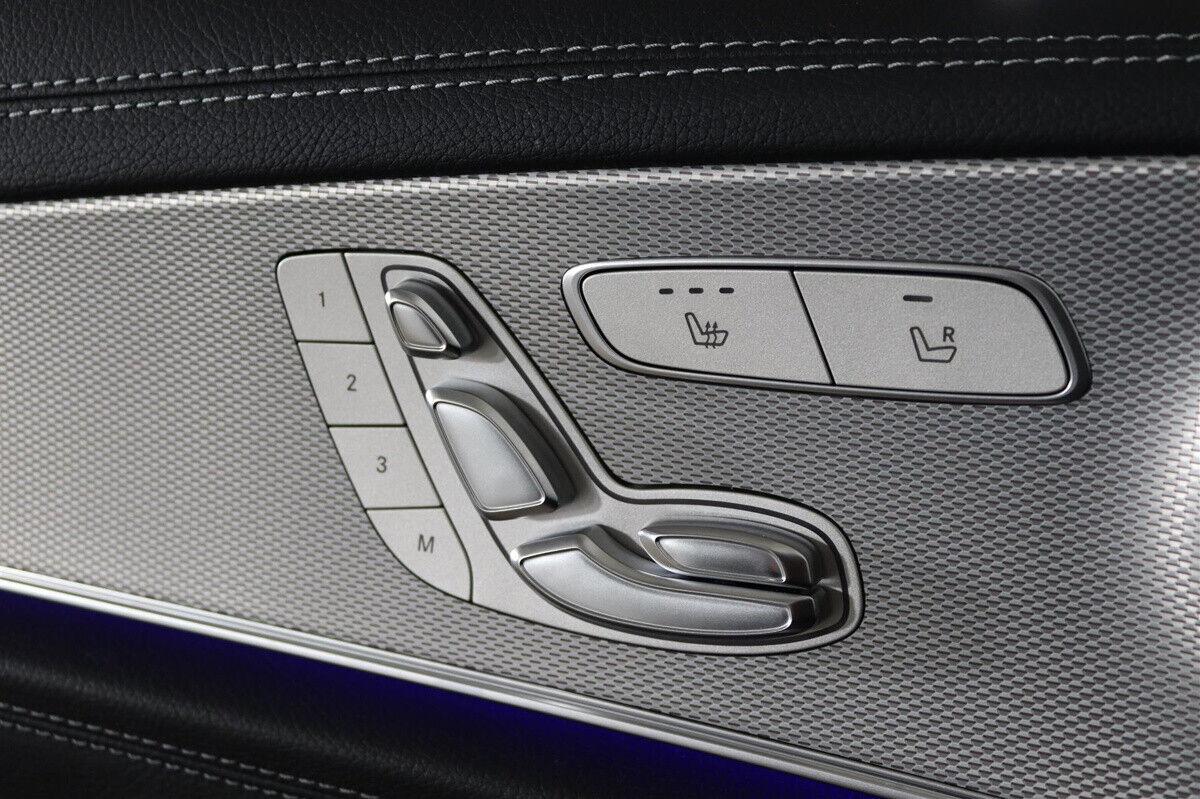 Mercedes E350 d 3,0 AMG Line stc. aut. - billede 10
