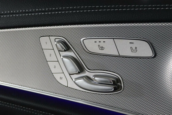 Mercedes E350 d 3,0 AMG Line stc. aut. billede 10