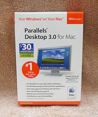 Parallels Desktop 3 0 For Mac Run Windows on Your Mac!!! NEW