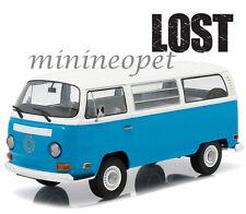 GREENLIGHT 19011 LOST TV SERIES (2004-2010) 1971 VW VOLKSWAGEN TYPE 2 BUS 1/18
