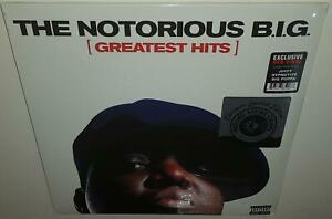 THE-NOTORIOUS-B-I-G-GREATEST-HITS-2018-BRAND-NEW-TRANSLUCENT-RED-VINYL-LP