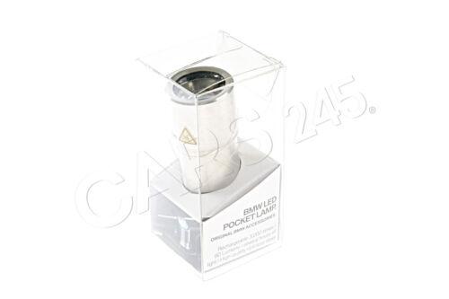 Original BMW LED Handlampe Taschenlampe BMW Alpina Hybrid M3 M5 M6 63312410071
