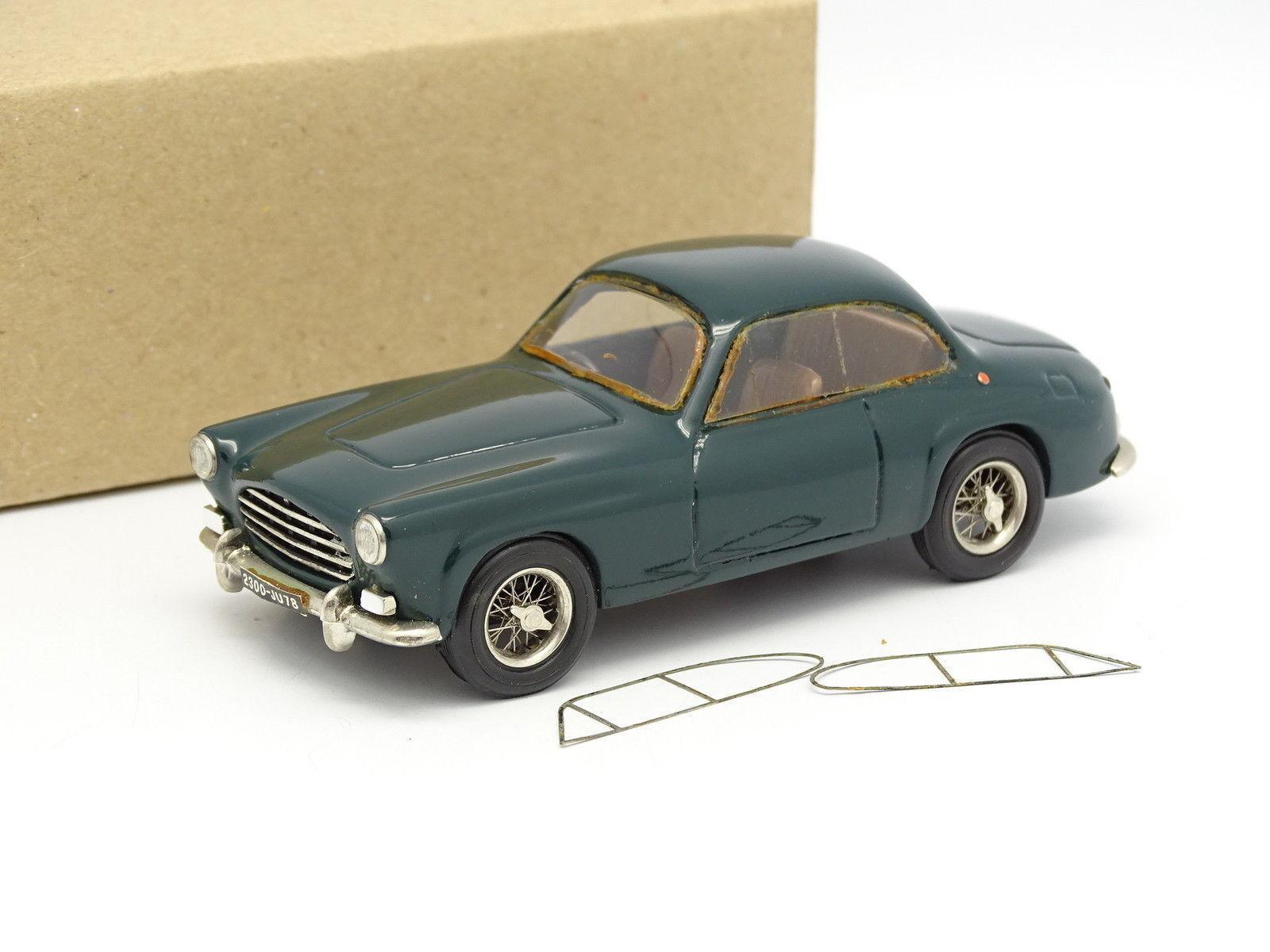 Ma collezione brianza resina 1   43 - salmson - 2300 s 1954 Grün