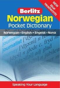 Berlitz-Pocket-Dictionary-Norwegian-Latest-Edition