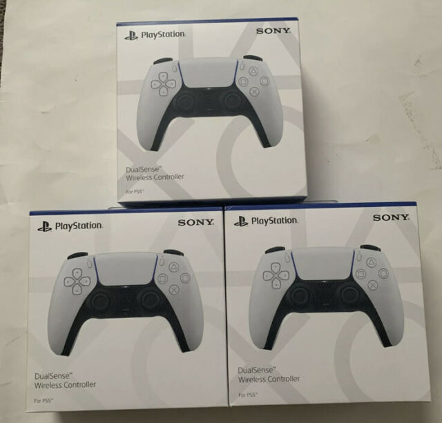Sony DualSense PlayStation 5 PS5 Wireless Controller IN HAND NEW Ships Today