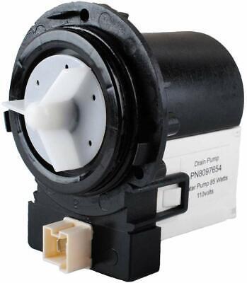 Ablaufpumpe Motor Waschmaschine für SAMSUNG WW80K4420YW//EG Motor Pump