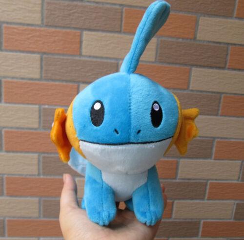 Mizugorou Plush Toy Doll NEW  Pokemon Center Origina 2014 Mudkip
