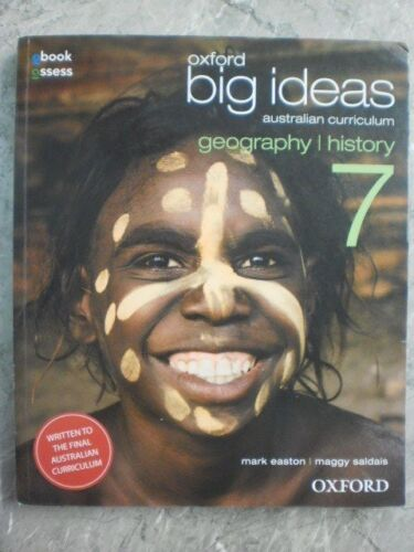 1 of 1 - Oxford Big Ideas Geography/History 7 AC Student Book, kb2
