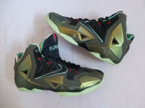 Once Rare Nike 11 Air Tamaño Nds Leones Pride King's James Lebron Xi Zoom x7xRY