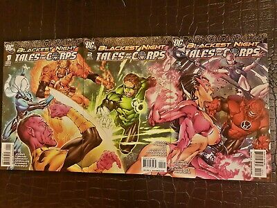 Blackest Night: Tales of The Corps #2 (of 3)