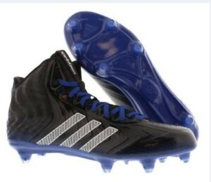 more photos 6ecd3 77709 Image is loading Adidas-Men-039-s-Crazyquick-Mid-Football-Cleats-