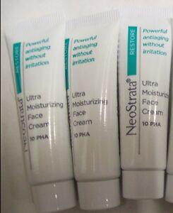 Creme-hydratante-pour-le-visage-NeoStrata-Ultra-6-echantillons
