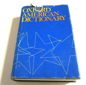 Oxford-American-Dictionary-Hardcover-by-Eugene-Ehrlich
