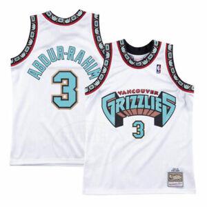 ac6f44897 Mitchell   Ness Vancouver Grizzlies  3 Shareef Abdur-Rahim Swingman ...