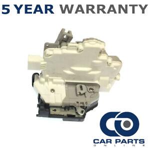 Front Left Door Lock Actuator Mechanism For VW Passat B6 B7 Tiguan Audi Q7 Skoda