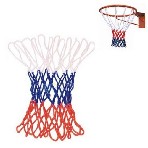 Great RUandard Nylon Thread Basketball Hoop RUsh Net Backboard Rim Ball UK`