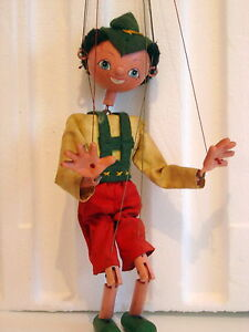 rare-vintage-Pelham-Puppet-Tyrolean-boy-highly-collectable