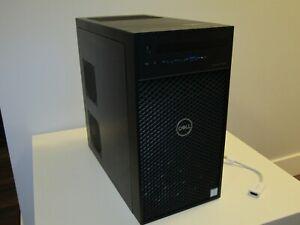 Dell Precision 3630 Workstation Xeon E-2146G 3.5ghz 16gb 512gb Win 10 Pro workst