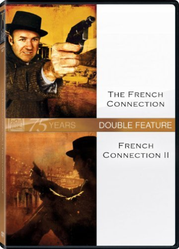HACKMAN,GENE-FRENCH CONNECTION/FRENCH CONNECTION 2 (US IMPORT) DVD NEW
