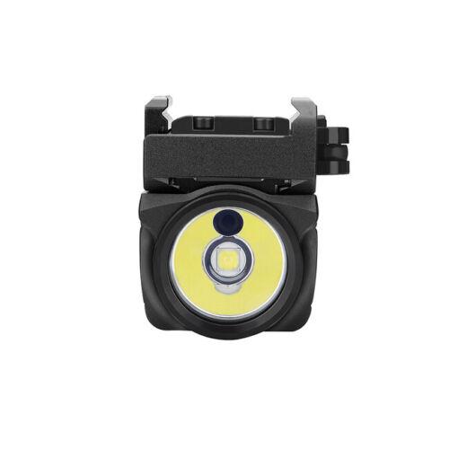 Olight Baldr Mini Black 600 Lumen Pistol Flashlight with Green Laser Sight DHL