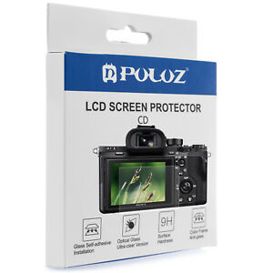 Sony-Alpha-A7R-A7R2-7RM2-RX100-Schutzglasfolie-Schutzglas-9H-Schutzfolie
