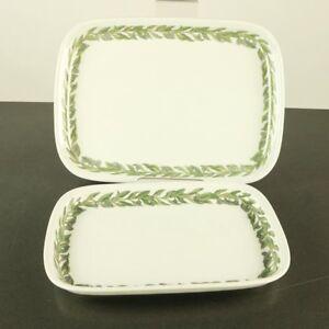 2-Wurst-bzw-Kuchen-Platten-Thomas-Porzellan-Trend-Dekor-Provence-Service