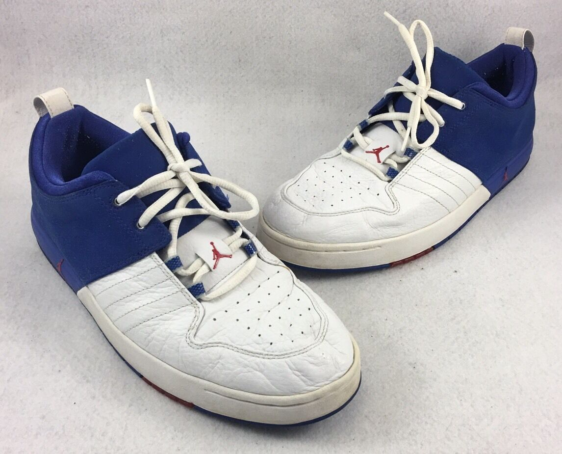 VTG 2003 AIR JORDAN CUE BASKETBALL SHOES Price reduction Wild casual shoes