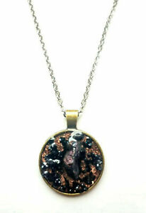 Orgone-Orgonite-pendant-necklace-Norwegian-Pyrite-Black-Tourmaline-yoga