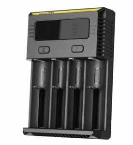 Nitecore-Intellicharger-2016-Version-i4-Battery-Charger