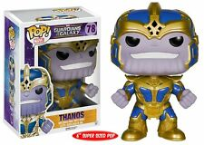 Funko Pop Marvel Guardians of the Galaxy Thanos Vinyl Action Figure Toy #78