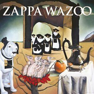 Frank Zappa Wazoo Vinyl Lp Cd Cover Bumper Sticker Or