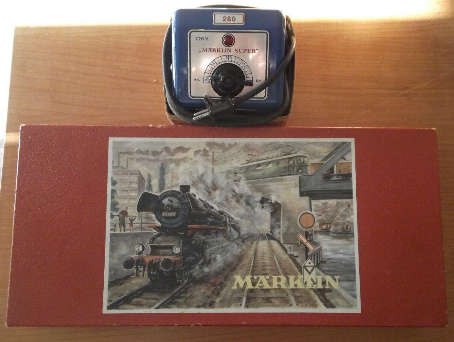 Märklin H0 3203 Set de Iniciación Tren Mercancías con Fm 800 (Ancho