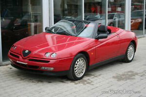 1998 Alfa Romeo Spider Convertible