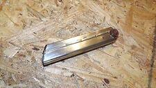 1 - Nice Vintage 8rd magazine mag clip - Luger P-08 - 9mm - Wood Base     (L125)