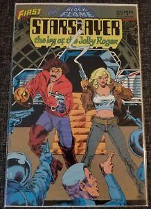 Starslayer #31, First Comics 1985