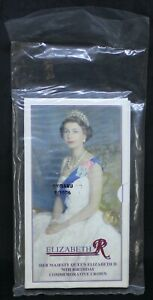 1996-Elizabeth-II-70th-Birthday-Five-Pounds-Crown-Sealed-Pack-Coins-KM-Coins