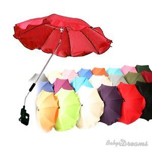 sombrilla-para-carrito-de-bebe-Silla-de-paseo-68cm-NUEVO-UV50-muchos-colores