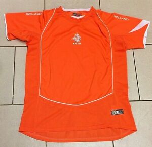 Holland Football Shirt - 10 VAN NISTELROOY - Size Adult Small - Free UK Postage