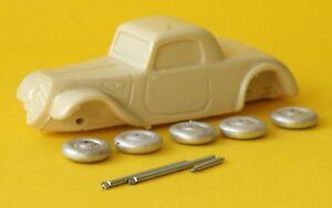 Kit-Platre-et-Farine-Citroen-Traction-coupe-surmoulage-style-JRD