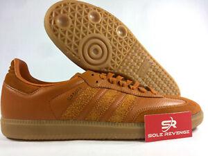 NEW-adidas-SAMBA-OG-FT-SHOES-CG6134-Craft-Ochre-Gold-Metallic-Brown-Shoes-a1