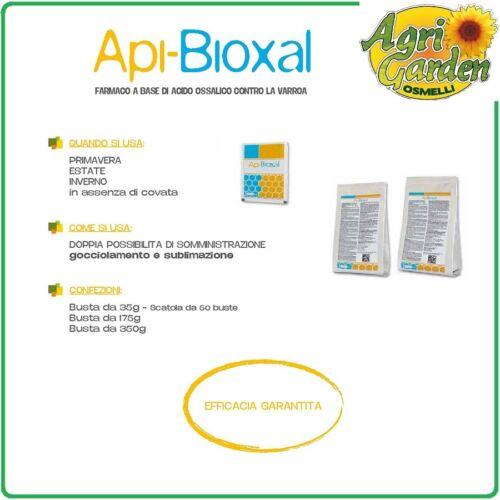 Imkerei API-bioxal Behandlung Anti-antivarroa Umschlag 35 gr